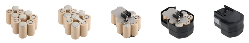Fáze repase baterie